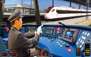 City Train Simulator 2020: Free railway Games 3d