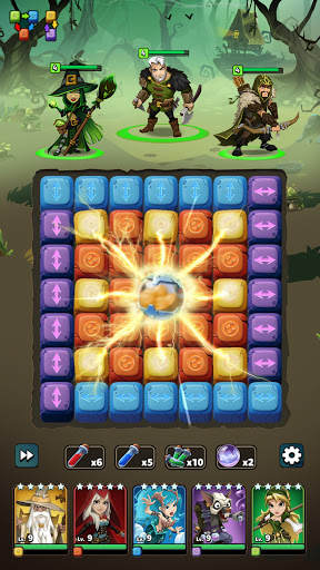 Fable Wars: Epic Puzzle RPG  screenshots 4