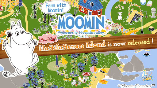 MOOMIN Welcome to Moominvalley screenshots 6