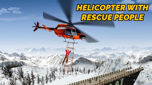 helicopter rescue simulator 2020 screenshot 1