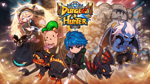 Dungeon & Hunter : Legendary Archer Pixel Idle RPG 1.4.13 screenshots 1