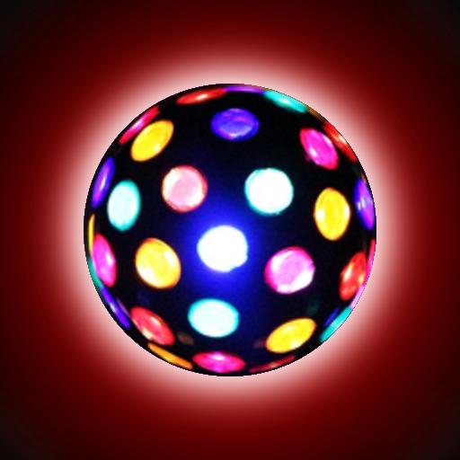 Color Shake Flashlight