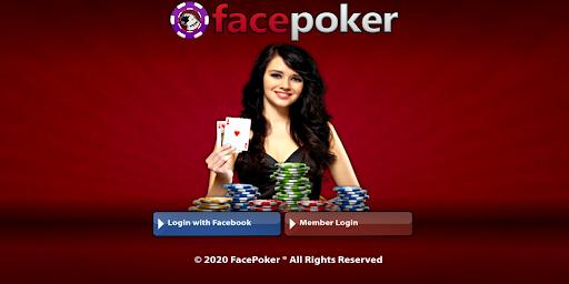 FacePoker Texas Holdem Poker 2.9 screenshots 1