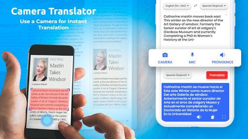 Translate All Language - Voice Text Translator 1.3.3 screenshots 3