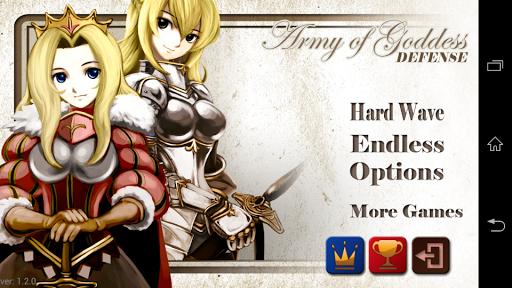 Army of Goddess Defense - Against Darkness 1.9.5 screenshots 3