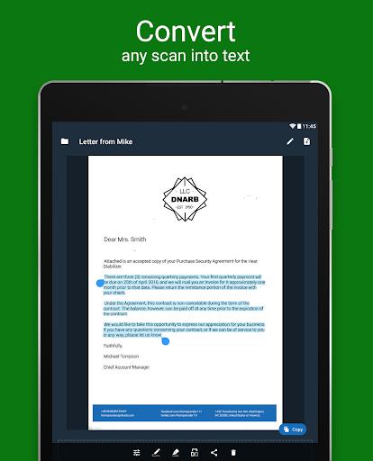 Scan Hero: Document to PDF Scanner App 1.47.0 Screenshots 6