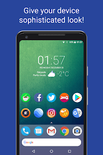 Pireo Apk- Pixel/Pie Icon Pack 3.2.1 (Paid) 2