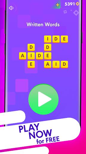 Word Hunter - Offline Crossword Puzzle ud83cuddfaud83cuddf8  Screenshots 3