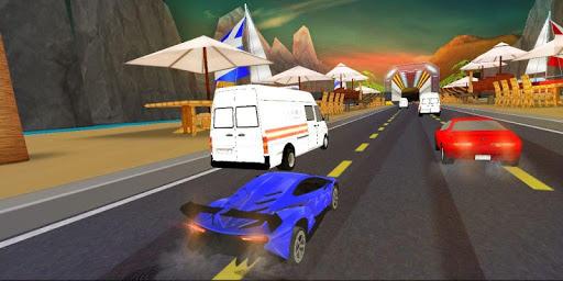 Code Triche Super Highway Racing Game 2020 apk mod screenshots 3