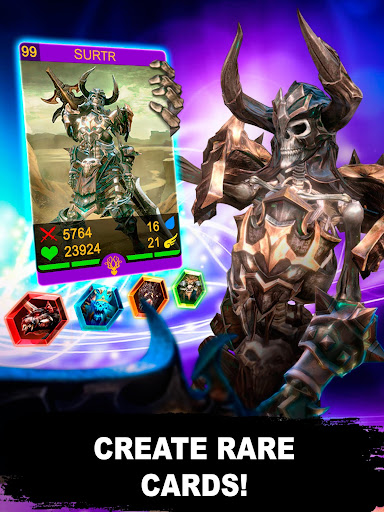 Heroes of Asgard. Legacy of Thor 2.2.119 screenshots 3