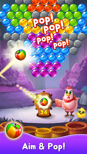 Bubble CoCo : Bubble Shooter 1.8.6.0 screenshots 8