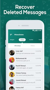 WhatsDelete: View Deleted Messages & Status saver 3