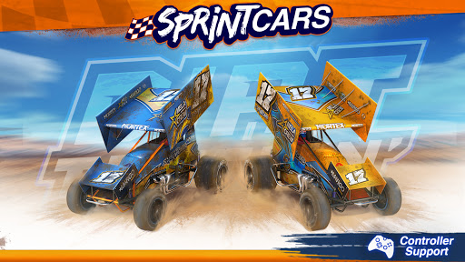 Dirt Trackin Sprint Cars 3.3.7 screenshots 1
