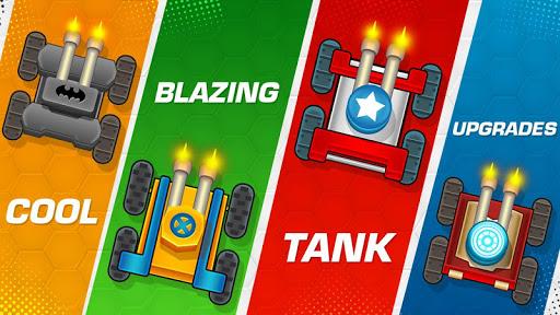 Tank War Battle .io - Multiplayer Games 4.5 screenshots 5