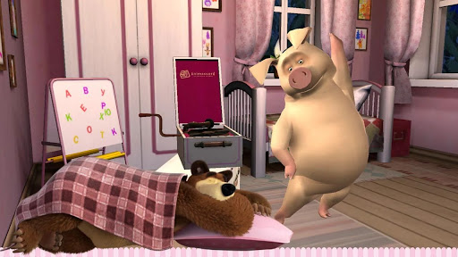 Masha and the Bear: Good Night! 1.3.1 screenshots 4