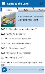 English Conversation Practice 1.3.6 Screenshots 3