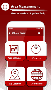 GPS Fields Area Tracker u2013 Area Measure App 1.2 Screenshots 6