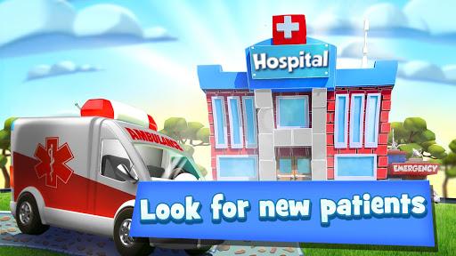 Dream Hospital - Health Care Manager Simulator apkpoly screenshots 18