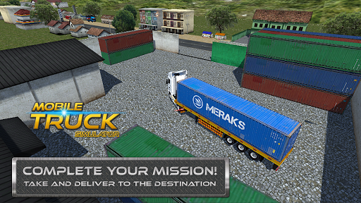 Mobile Truck Simulator 1.1.0 Screenshots 2
