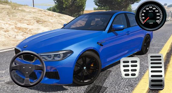 Drift BMW M5 Simulator 1 Screenshots 3