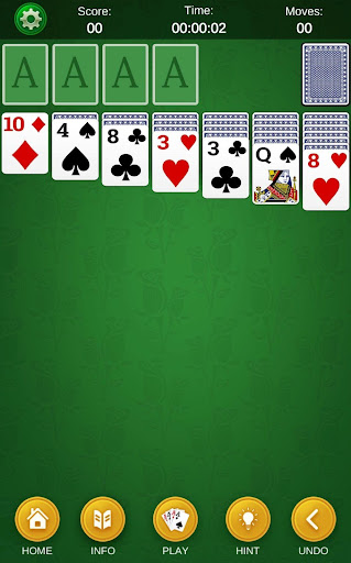 Spider Solitaire - Classic Solitaire Collection  screenshots 12