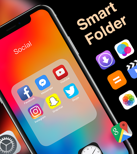 X Launcher Prime | Stylish OS Theme Phone X Max 1.1.1 Screenshots 13