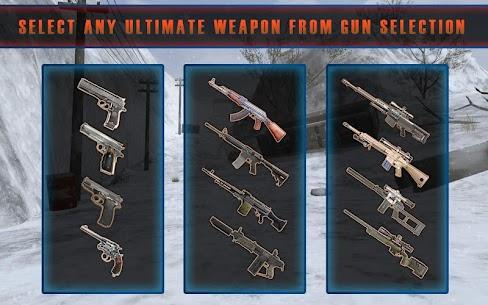 Rules of Modern World War: Sniper Shooting Games 3.2.5 Apk + Mod 4