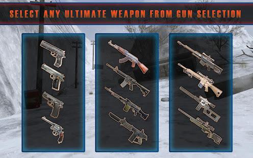 Sniper Missions Shooting Games 3.2.5 screenshots 4
