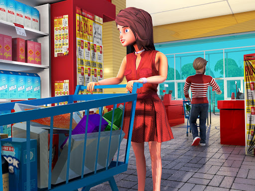 Virtual Mother Working Mom Family Simulator  screenshots 9