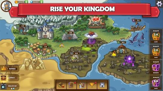 Clash of Legions – Kingdom Rise MOD APK 1.520 (MOD MENU) 4