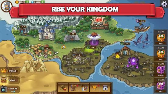 Clash of Legions – Kingdom Rise [v1.243] APK Mod for Android logo