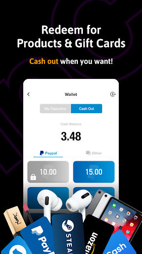 ClipClaps - Reward your interest  screenshots 4