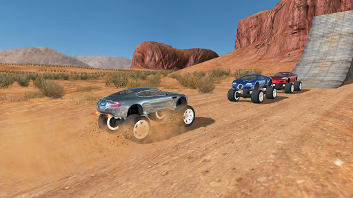 Grand Gang Auto - outlaws theft offroad racing GT screenshots 3