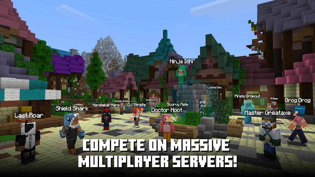 Minecraft  poster 2