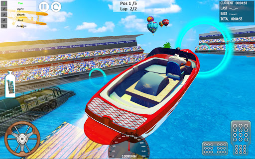Xtreme Boat Racing 2019: Speed Jet Ski Stunt Games apktram screenshots 20