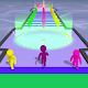 Color Run Switch Stickman 3D Games para PC Windows