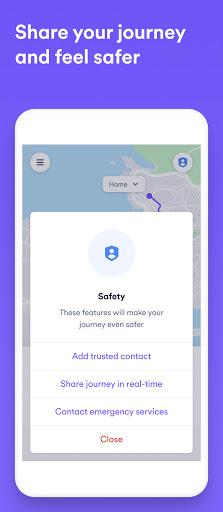 Cabify modavailable screenshots 6
