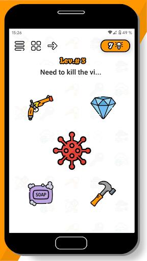 Golovolomki - IQ Test, Puzzle 7.2 screenshots 2