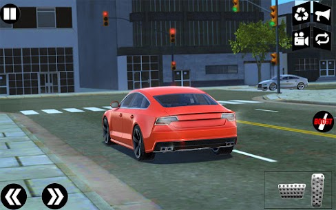 Ücretsiz Driving School Simulator 2020 – New Car Games 1
