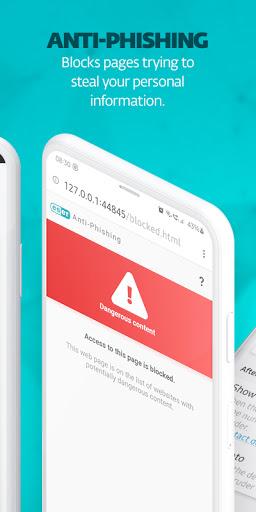 ESET Mobile Security & Antivirus 6.2.21.0 screenshots 4