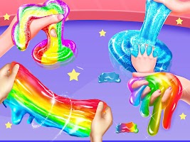 Rainbow Slime Maker Chef