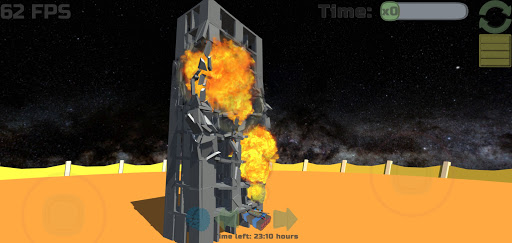 Destruction Simulator 3D - Destroyer of buildings apkpoly screenshots 10
