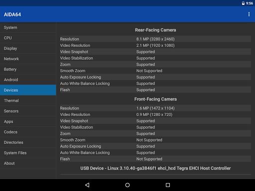 AIDA64 android2mod screenshots 22