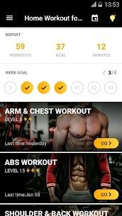 Home Workout for Men – Bodybuilding 1