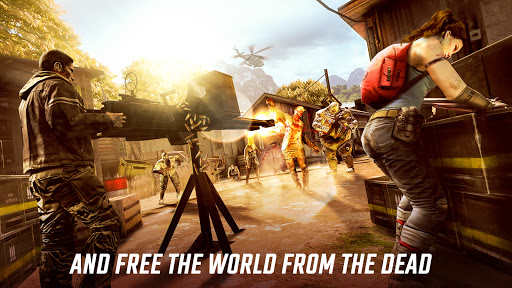 DEAD TRIGGER 2 - Zombie Game FPS shooter 1.7.00 screenshots 7