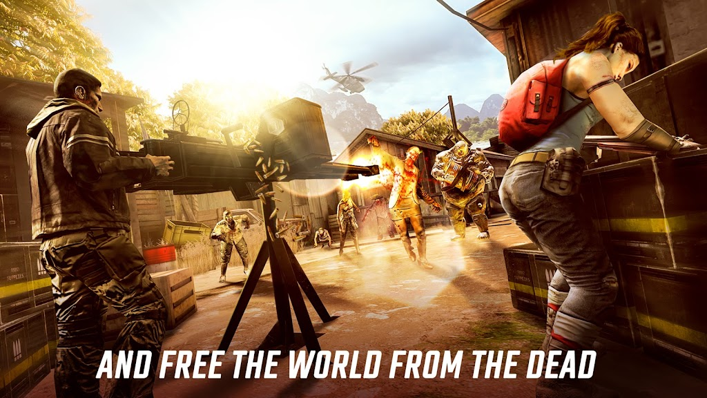 DEAD TRIGGER 2 - Zombie Game FPS shooter  poster 6