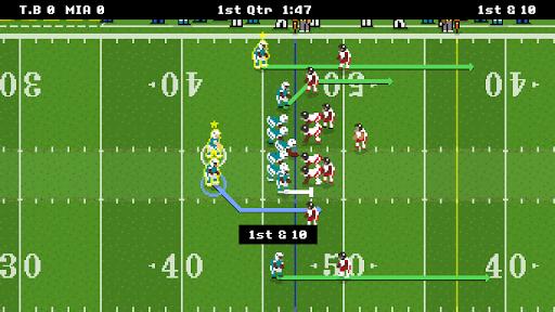 Retro Bowl screenshots 1