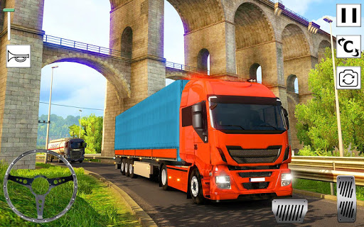 Euro Truck Driver 3D: Top Driving Game 2020 0.3 screenshots 10