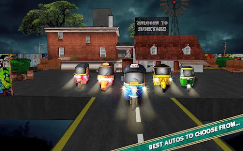 Bicycle Rickshaw Simulator 2019 : Taxi Game 4.0 Screenshots 9