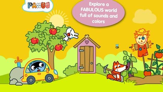 Pango Land – dollhouse kids 3  Apk Download 5